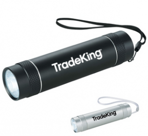 Illuminator 3000 mAh Power Bank and Flashlight