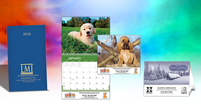 Promotional Calendars: A Year's Worth of Branding