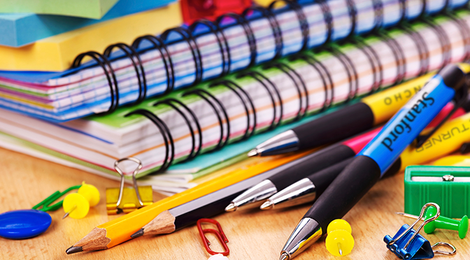 Educational Products: Back 2 School With Promo Products