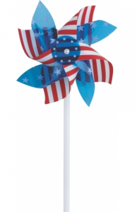 USA Promotional Pinwheel