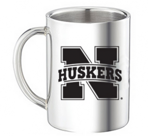Double Wall Stainless Steel Mug - 7 oz.