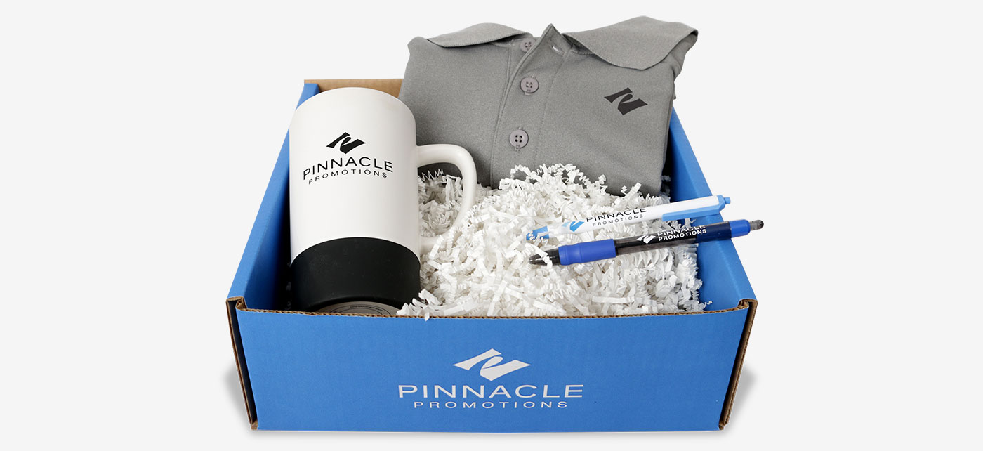 Onboarding kits and Employee new-hire welcome kits | Pinnacle Promotions