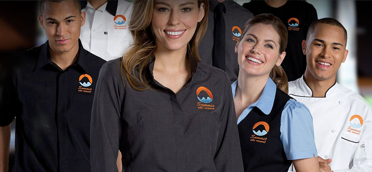 Corporate Apparel Programs from Pinnacle Promotions
