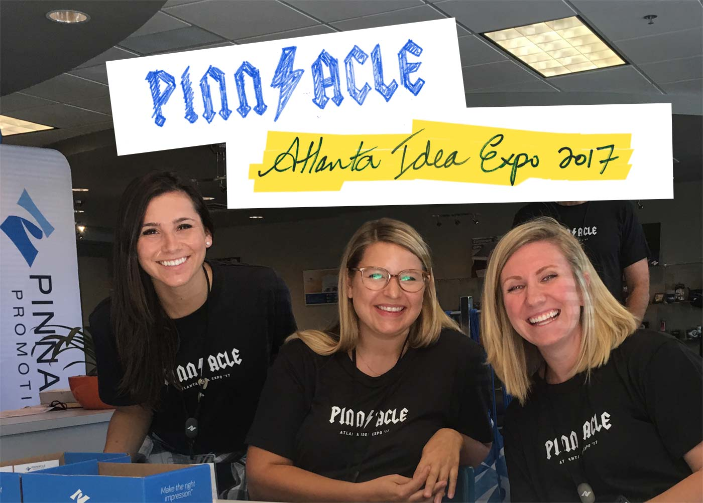 Atlanta Idea Expo 2017: Pinnacle Rocks Brands, Rolls Out Red Carpet for Vendors and Buyers