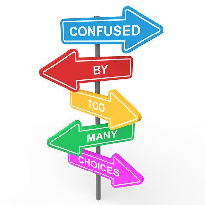 The paradox of overchoice: how many options are too many? - Pinnacle  Promotions Blog