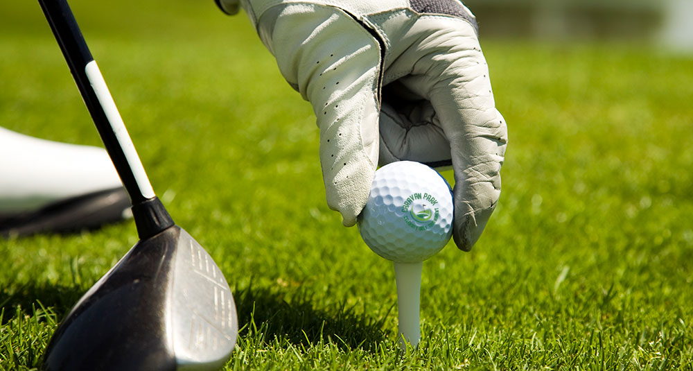 Planning the perfect golf tournament
