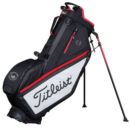 golf tournament raffle prize | custom golf bag | pinnacle promotions
