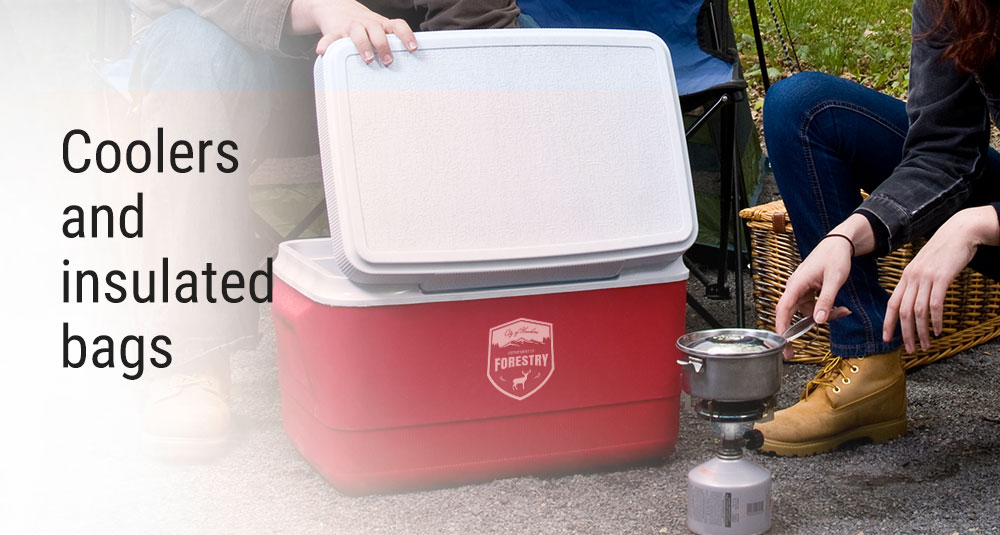 Tips on ordering coolers and insulated bags