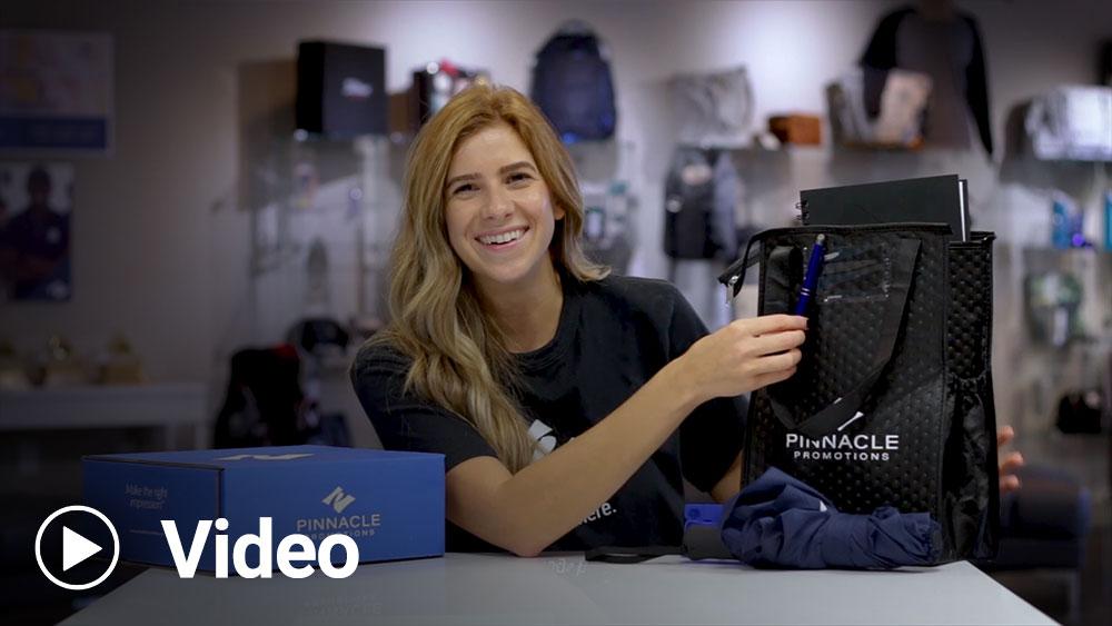 branded onboarding kits | Pinnacle Promotions