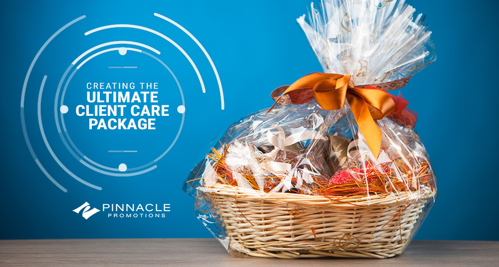 Creating the ultimate client care package