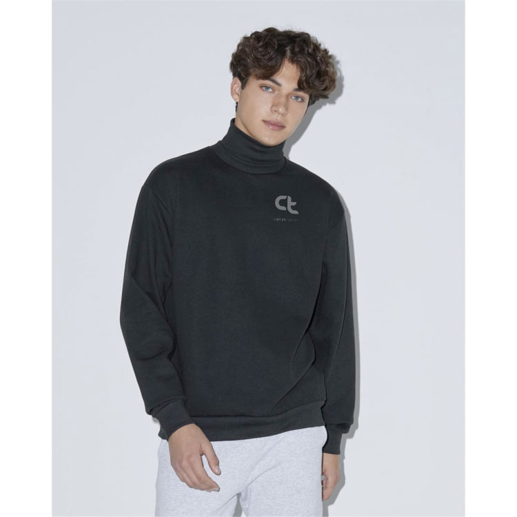 American Apparel Flex Fleece Turtleneck