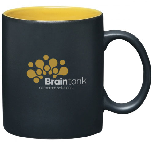 Aztec promotional mug | Pinnacle Promotions