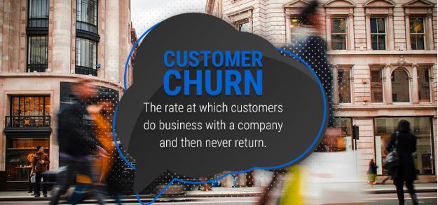 What is customer churn?