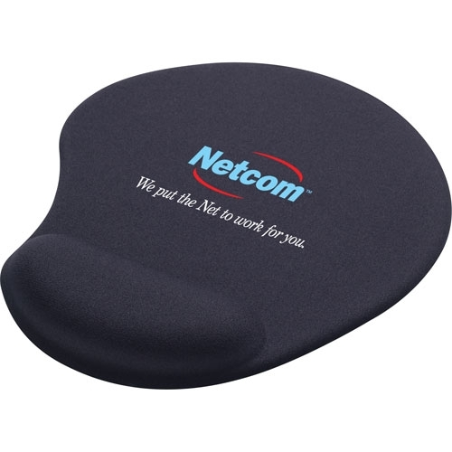 Solid Jersey Gel Promotional Mouse Pad