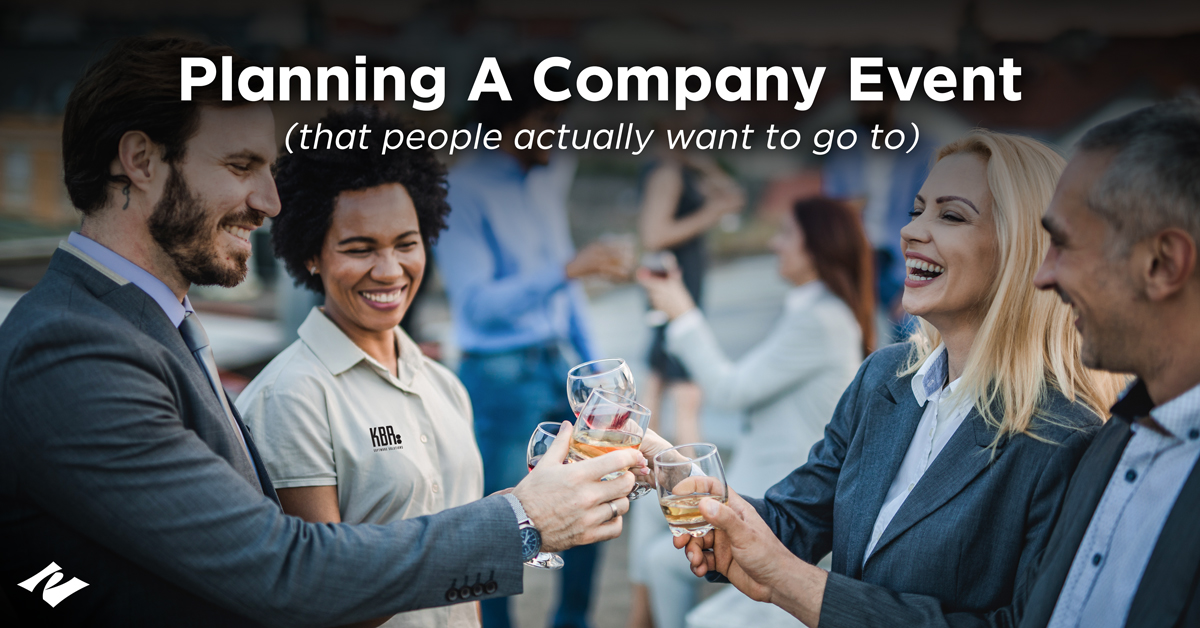 How to Plan a Company Event Your Employees Actually Want to Come To