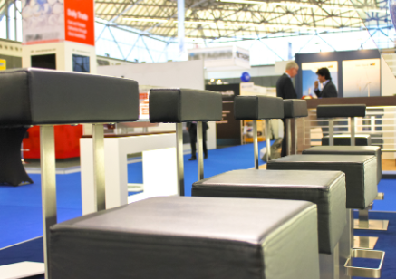 trade show chairs