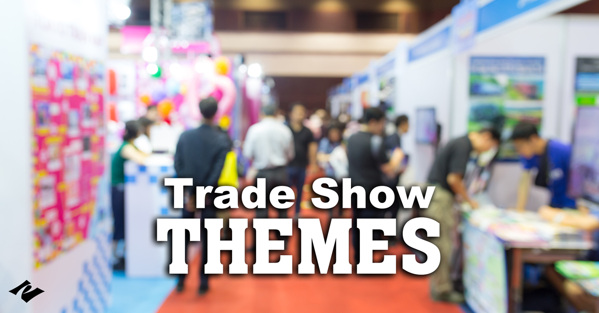 Trade Show Themes: 8 Ideas for Themed Convention Kiosks
