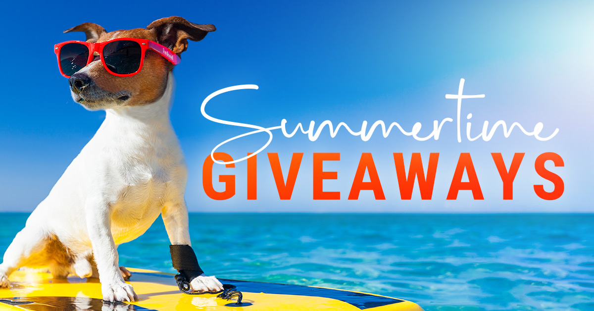 17 Giveaway Ideas for Businesses: Summer