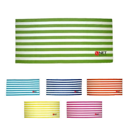 Turkish Striped Promotional Towel