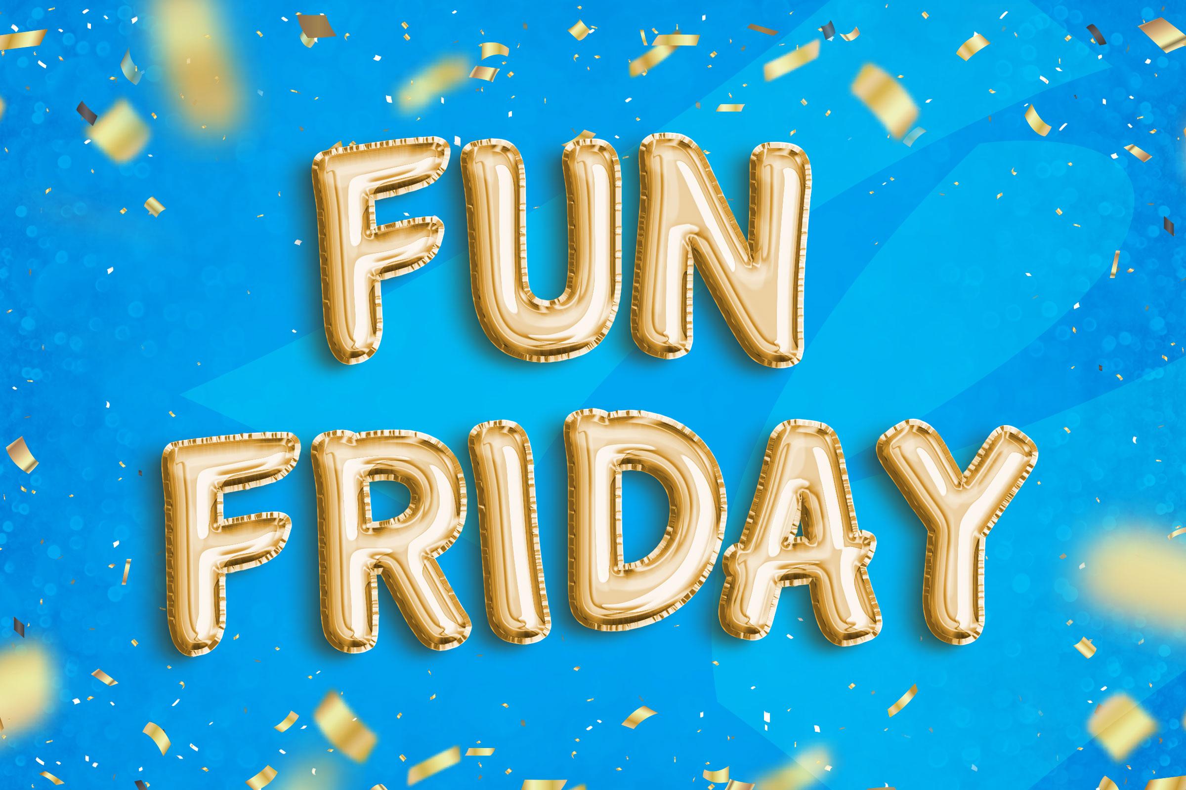 Fun Friday: Popcorn Hack