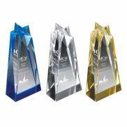 Medium Star Sculpture Award
