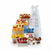 Ultimate Gourmet Tower of 48 Individually Wrapped Treats