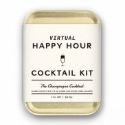 W&P Champagne Virtual Happy Hour Cocktail Kit