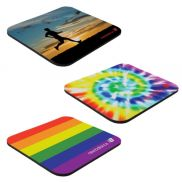"""Full Color Soft Surface Mouse Pad - 7"""" x 8"""" x 1/8"""""""