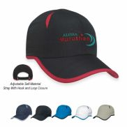 Breathable Dry-Fit Custom Cap