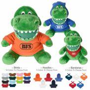 """6"""" Dino Dinosaur Plush Stuffed Animal"""