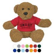 "6"" Rag Material Plush Bear"