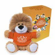 "6"" Lovable Lion with Custom Box"