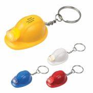 Hard Hat LED Key Chain