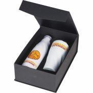 Hugo Copper Vacuum Bottle & Tumbler Gift Set