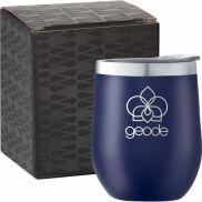 Corzo Copper Vac Insulated Cup with Gift Box - 12 oz.