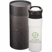 Falcon Copper Vac Tumbler with Cylindrical Gift Box - 15 oz.