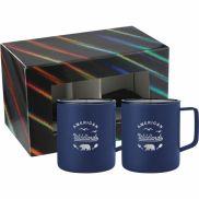 Rover Camp Mug 2-in-1 Gift Set - 14 oz.