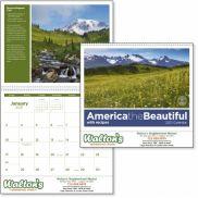 America the Beautiful with Recipes Calendar