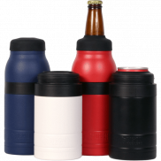 Bison Coolers Double Play Bottle & Can Cooler