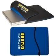 "Neoprene Reversible Laptop Sleeve- 15"" x 11"""