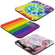 """Full Color Hard Surface Mouse Pad - 7"""" x 8"""" x 1/8"""""""
