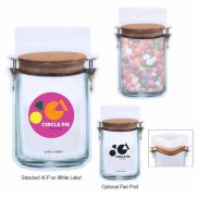 Reusable Storage Bag w/ Candy Fill Options - 5.5 oz.