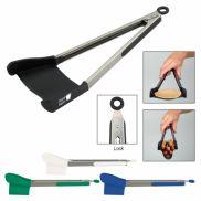 3-in-1 Grip, Flip, & Scoop Kitchen Tool