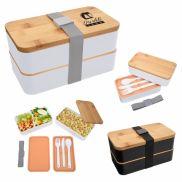 Stackable Bento Lunch Set
