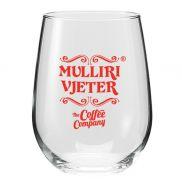Vina Stemless White Wine Glass - 17 oz.