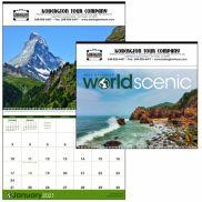 World Scenic Executive Calendar