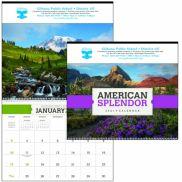 American Splendor Scenic Executive Calendar