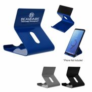 Cold Steel Plate Phone Stand