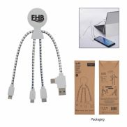 Xoopar Mr. Bio All-In-One Charging Cable