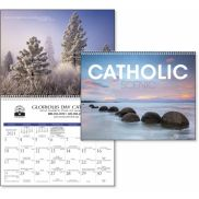 Catholic Scenic Executive Calendar